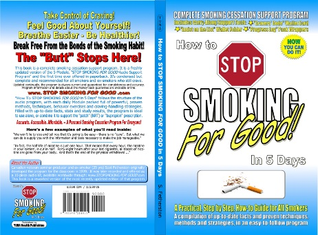 How to Stop Smoking For Good in 5 Day Paperback Stop Smoking Program
