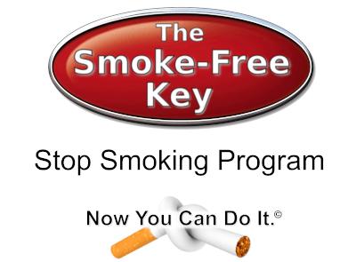 The Smoke-Free Key Logo