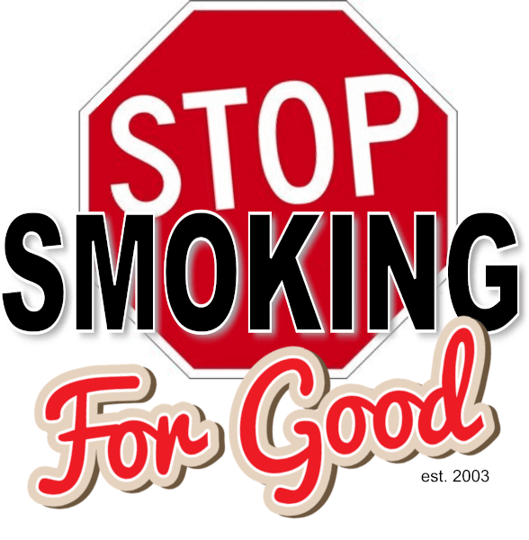 Stop Smoking For Good Logo